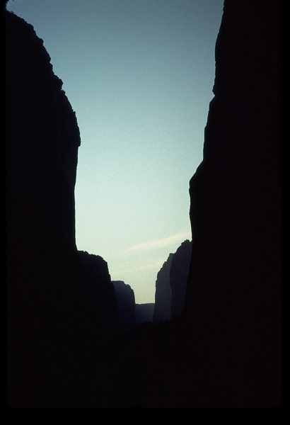 Rock Climbing Photo: The Black.