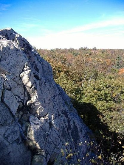 Black & White Rocks, Melrose, MA.