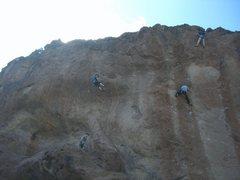 Rock Climbing Photo: Little Shop