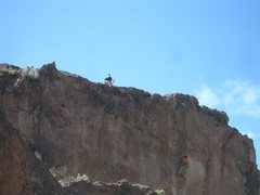 Rock Climbing Photo: Little Shop 2