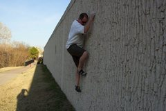Rock Climbing Photo: Hunters Park