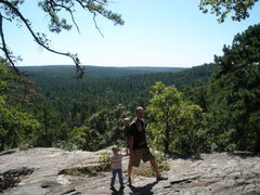 Rock Climbing Photo: Robbers Cave