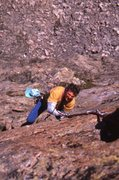 Rock Climbing Photo: Howie
