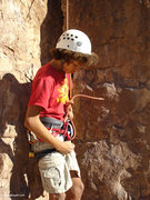 Rock Climbing Photo: Be like ALY... check your knot!
