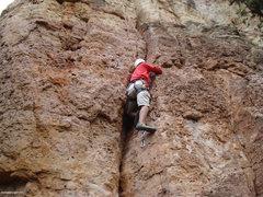 Rock Climbing Photo: Starting PCN.