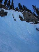 Rock Climbing Photo: Lake Louise Canada