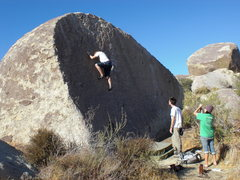Rock Climbing Photo: Chocoholic