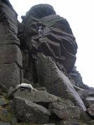 Rock Climbing Photo: Flying Buttress