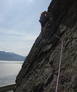 Rock Climbing Photo: SunShine Ridge, Seward Hiway Alaska