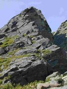 Rock Climbing Photo: The Northeast Ridge of the Pinnacle