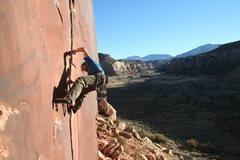 Rock Climbing Photo: photo cred: G. Neely