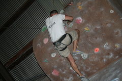 Rock Climbing Photo: Back home at our gym