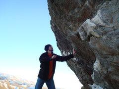 Rock Climbing Photo: Example