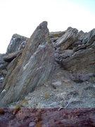 Rock Climbing Photo: Shark Tooth