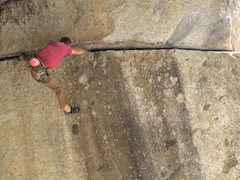 Rock Climbing Photo: Separate reality