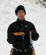 Rock Climbing Photo: Frozen Draw