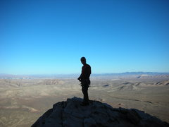 Rock Climbing Photo: The top!!