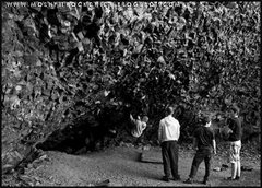 Rock Climbing Photo: Bouldering Cave at Liberty Park