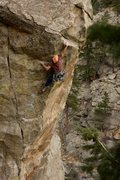 Rock Climbing Photo: It is obvious, but critical, where your right hand...