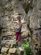 Rock Climbing Photo: Rrrr...