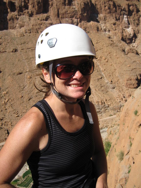 On multi-pitch in Todra Gorge