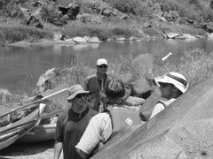 Rock Climbing Photo: Cole, Joel, Jay and Vali.  Rest in peace brother C...