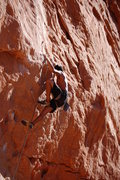 Rock Climbing Photo: 12b.