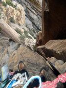 Rock Climbing Photo: Epinephrine Chimney