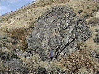 Rock Climbing Photo: Keystone Boulder