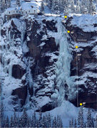 Rock Climbing Photo: This is the new descent route as of December 1, 20...