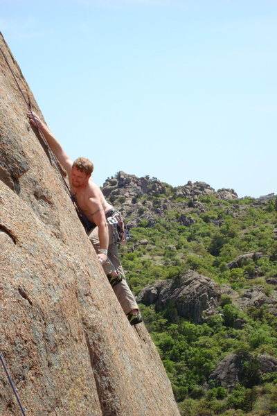 Working the Worm Hole...5.8