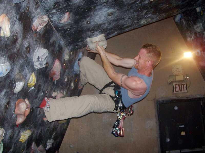 Rock Climbing Photo: Transitions in the Bouldering room