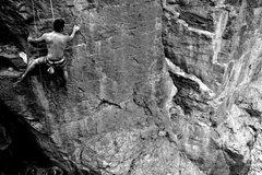 Rock Climbing Photo: The 5.8
