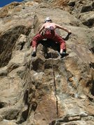 Rock Climbing Photo: All of the holds are positive and most are big, bu...