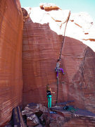 Rock Climbing Photo: Atman, Red Rocks, Las Vegas