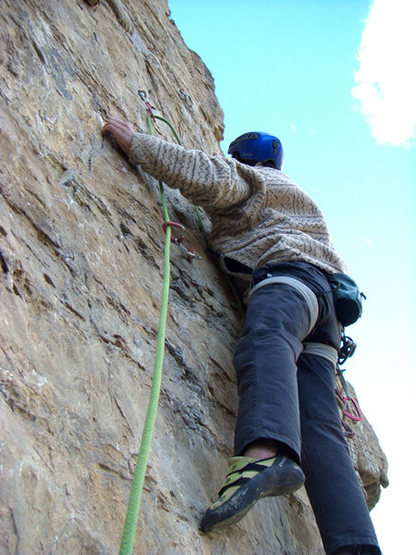 Rock Climbing Photo: CVL p5.