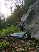 Rock Climbing Photo: Pred