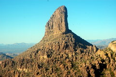 Rock Climbing Photo: The traditional view from Fremont Saddle.  This cl...