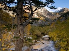 Rock Climbing Photo: South Fork fall colors