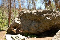 Rock Climbing Photo: Climb the far left side.