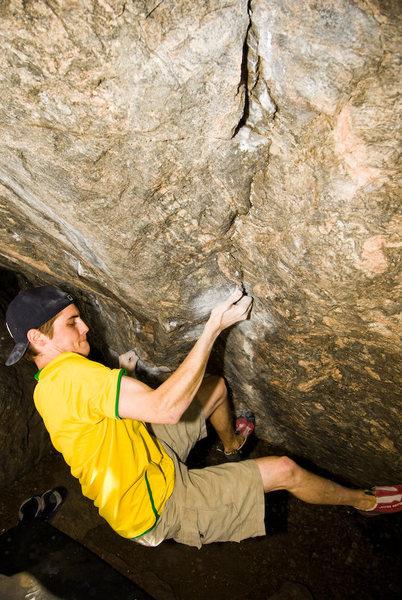 Rock Climbing Photo: Start of the Minturn Mile.
