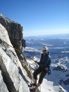 Rock Climbing Photo: Hanging around!