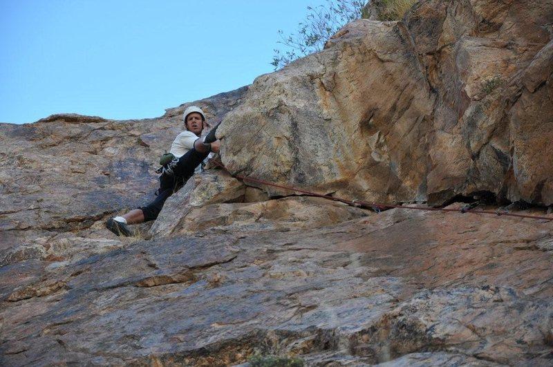 Rock Climbing Photo: Mental Health?