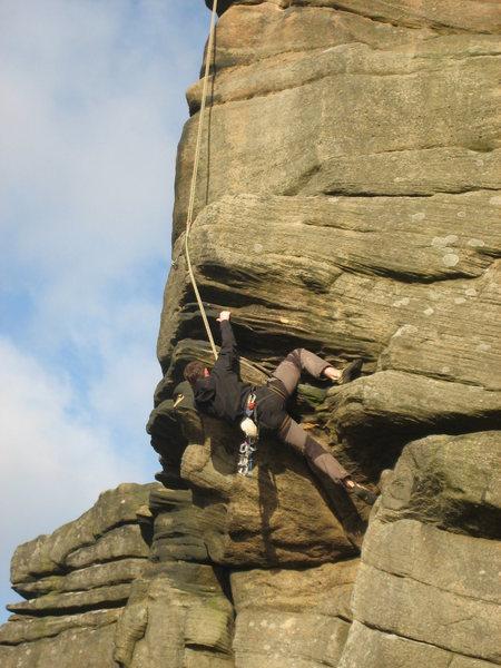 Rock Climbing Photo: The Link