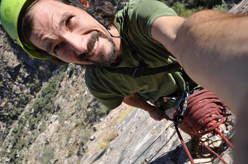Sent to the Office, Belay at a 100'