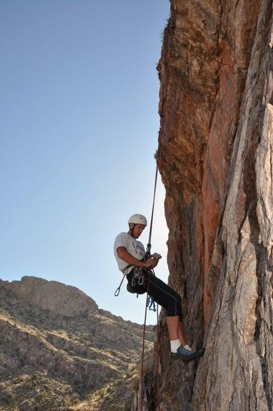 Rock Climbing Photo: Sent to the Office rap