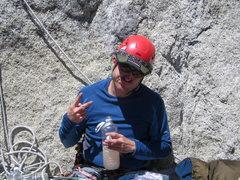 Rock Climbing Photo: So Sad!