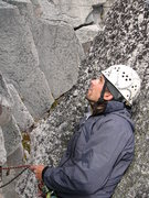 Rock Climbing Photo: McTech Arete, Bugaboos