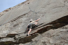 Rock Climbing Photo: Lovely climb