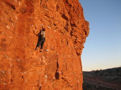 Rock Climbing Photo: St. George